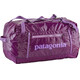 Patagonia Lightweight Black Hole Travel Luggage 30l purple
